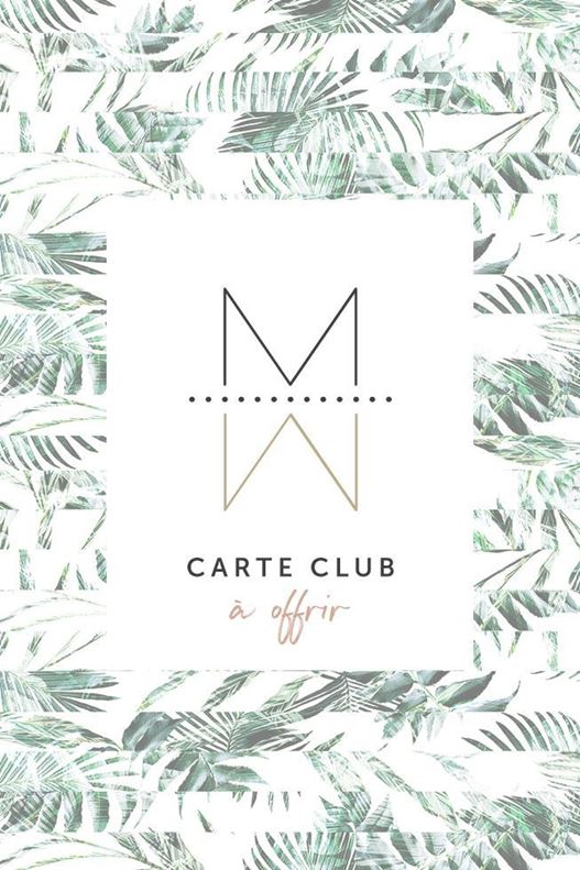 Picture of CARTE CLUB A OFFRIR